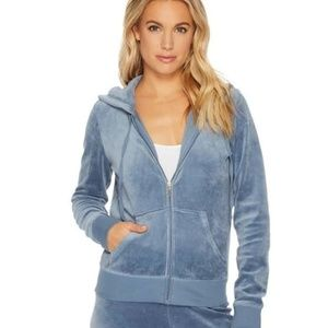 Juicy Couture Velour Tracksuit Terry Cloth Size S